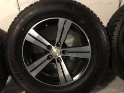 Зимние Колеса 2017г. на Nissan Qashkai , RAV 4, MMC Outlander