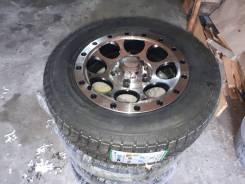 Новые колеса 215/65/16 шипы