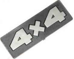 Орнамент боковой заднего крыла «4X4» ВАЗ 2121 21213-8212104