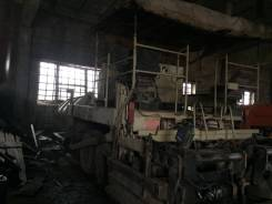 Брянский арсенал. Асфальтоукладчик ДС-181