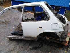 Крыло заднее левое Toyota Corolla II EL41 4E-FE