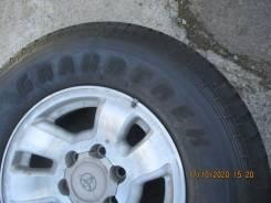 Запасное колесо на литье 265 70 15 Б/П по РФ Y-14