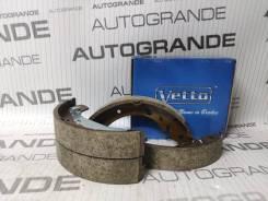 Колодки тормозные барабанные Vetto K2347