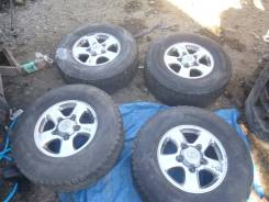 Комплект колес 275/70 R16