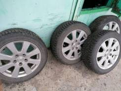 Toyota 5х114.3 R16 Bridgestone 205/55R16