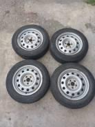 Зимние шины на дисках R15