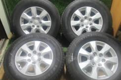 Mitsubishi Pajero R17; 6x139,7; 7J; +46. 265/65R17 Kumho I'Zen KW31