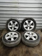 """Колесо R16/205/60 Pirelli P4 Four Seasons 5x114.3 46ET. 6.5x16"""" 5x114.30 ET46 ЦО 67,1мм."""