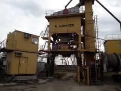 Кредмаш. Продается Асфальтобетонный завод (АБЗ) КДМ-201