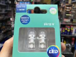 Лампы Philips светодиод 12V - без цоколя T10