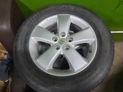 Колеса лето 225/65/17 Suzuki Grand Vitara