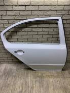Skoda Octavia A5 Дверь задняя правая