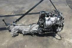 Контрактный двигатель J20A 4wd в сборе