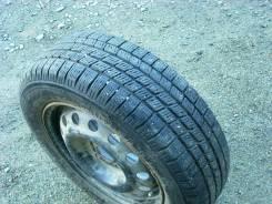 Штамп r14 4х100 с резиной 185-65 Pirelli Winter IceSport (1шт)