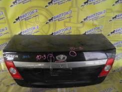 Крышка багажника Chevrolet Epica V250, задняя