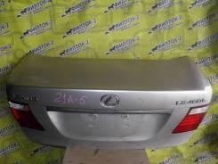Крышка багажника Lexus LS460 USF40 1Urfse, задняя