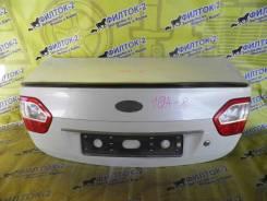 Крышка багажника Renault Fluence L30, задняя