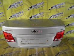 Крышка багажника Chevrolet Cruze J300 A18XER, задняя