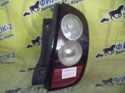 Стоп сигнал Nissan March K12 EN HE HD TA HR CR12DE CR14DE CR10DE HR15DE CGA3DE CG12DE, правый задний