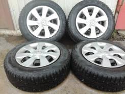 Комплект зимних колес в сборе