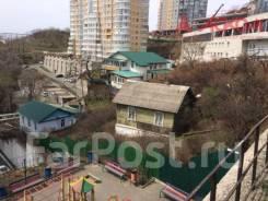 Продам земельный участок в центре Владивостока, район ул. Суханова. 924кв.м., собственность, электричество. Фото участка