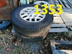 Пара грузовых колёс 195/80R15LT