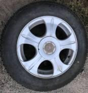 Продам шипованные шины на литье