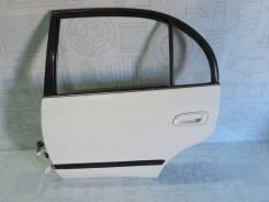 Дверь левая задняя Toyota Corona ST190 4SFE Color 040