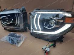 Фары LED тюнинг Toyota Tundra (Тундра) 2013г+