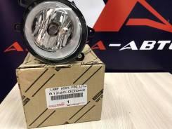 Туманка Toyota Avensis/Camry/Corolla/VITZ/RAV 05-/Premio/Allion 07