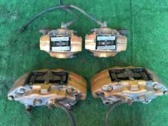 Тормозная система Brembo Glod 4pot+2pot Subaru Impreza WRX STI PRO DR