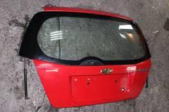 Дверь багажника со стеклом Chevrolet Aveo T250