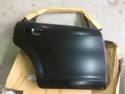 FORD Focus II 2005-2008 дверь задняя правая без отверстий под молд №1