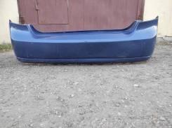 Бампер Chevrolet Lacetti задний