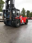 Kalmar DCD200-12LB. Вилочный погрузчик 28 тонн, 28 000кг., Дизельный