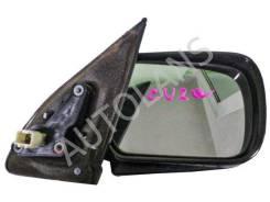 Зеркало заднего вида (боковое) левое электро, 5 контактов синее CU4W RHD CU4W Mitsubishi Airtrek [MR630031]