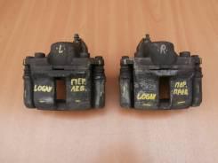 Суппорт тормозной передний левый/правый для Renault Logan 7701207958