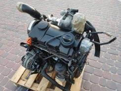 Двигатель VW Transporter T5 BRR 1.9 tdi