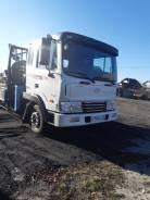 Hyundai Mega Truck. Продаю Грузовой-Бортовой с Манипулятором Hyundai MEGA Truck, 5 999куб. см., 7 000кг.