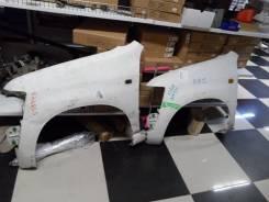 Левое крыло Toyota Probox белое контрактное