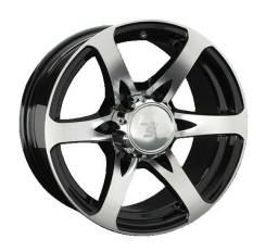"""LS Wheels LS 307. 7.5x17"""", 6x139.70, ET0, ЦО 107,1мм."""