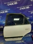 Дверь боковая задняя левая в сборе Toyota Corolla AE114