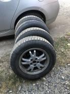 Продам зимние колеса Bridgestone 195/65R15 на литье Prius ZVW30