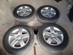 Комплект колёс зима Subaru Forester SG5 R16 5*100