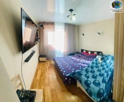 3-комнатная, улица Пихтовая 21б. Чуркин, агентство, 58,0кв.м. Комната