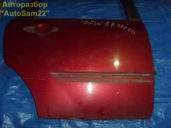 Дверь FORD Focus 1 DFW YS4E 2000 прав. зад.
