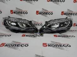Фары Toyota Camry (XV50/55) 2011-2017 год в стиле Mercedes