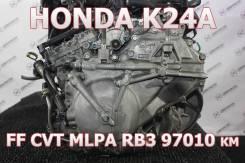 АКПП Honda MLPA K24A Контрактная | Установка, Гарантия, Кредит