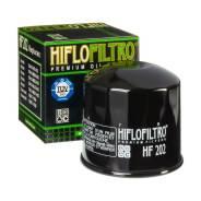 Фильтр масляный Hiflofiltro HF202. Артикул HF202