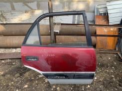 Дверь правая задняя Toyota Carib AE111